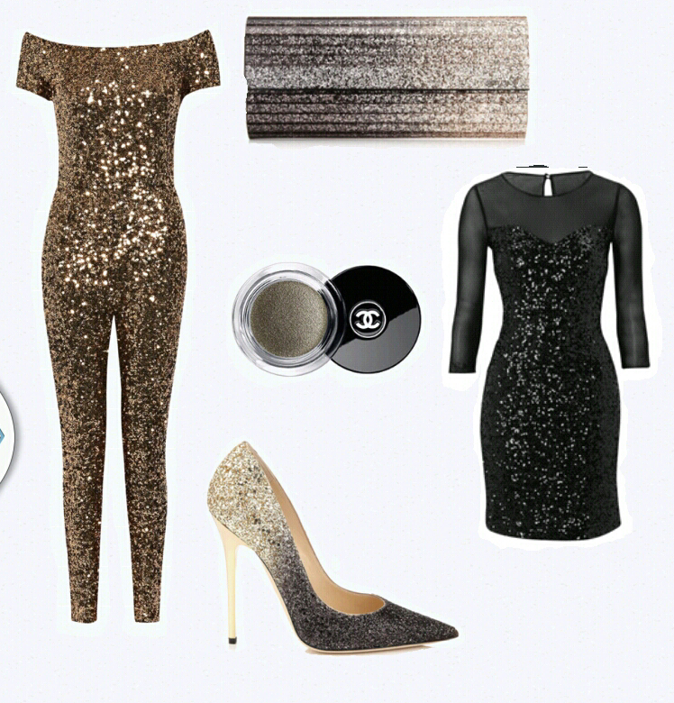 New Year Fashion – Say hello to the Glitterati!